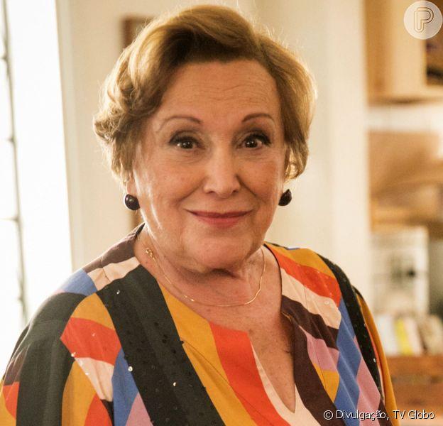 Nicette Bruno morreu neste domingo, 20 de dezembro de 2020, em decorrência da Covid-19