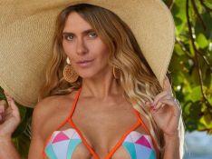 Carolina Dieckmann exibe corpo aos 42 anos em fotos de biquíni. Veja trends!