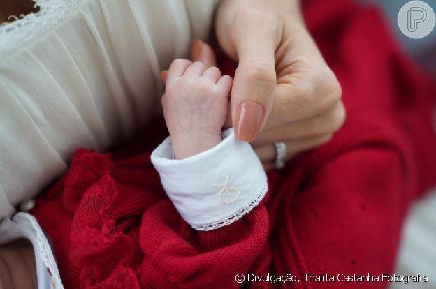 Romana Novais emocionou seguidores com mensagem para a filha, Raika