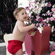 Ravi é filho de Romana Novais e Alok