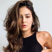 Giullia Buscacio admite fim de amizade com atriz da Globo e explica namoro à distância
