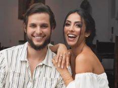 Casamento Jade Seba e Bruno Guedes: casal oficializa união no civil. Veja momentos!