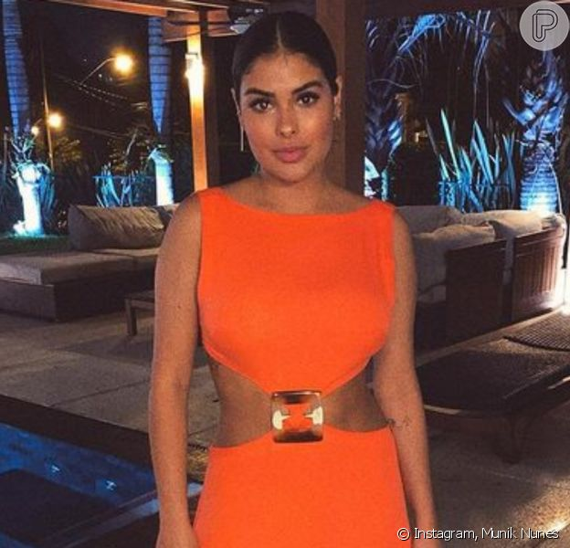Ex-BBB Munik Nunes mostra resultado após 1 mês da lipo LAD
