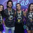 Fátima Bernardes namora o deputado federal Túlio Gadêlha
