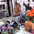 'BBB 21': Gilberto dá imunidade para Sarah