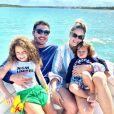 Wesley Safadão e Thyane Dantas são pais de Ysis e Dom