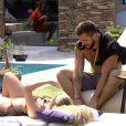 'BBB 21': Carla Diaz e Arthur têm torcida de outros confinados para formarem casal