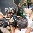 Cantor Belo é solto da cadeia