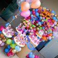 Veja decoração do mesversário da filha de Zé Neto !