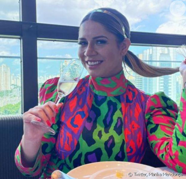 Marilia Mendonça afasta pressão para casamento com Murilo Huff