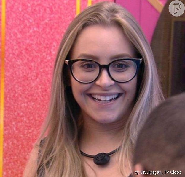 Ex de Arthur, do 'BBB 21', Hemilly elogia Carla Diaz após comparações: 'Admiro jogo dela'