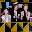 Ao todo,  o look deNicole Kidman para o Globo de Ouro 2021foi criado em 17 dias