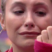 No 'BBB 21', Carla Diaz chora e desabafa após flagra: 'Não aguento mais'. Saiba!