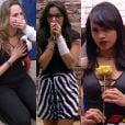 Paredão falso do 'BBB': 'eliminação fake' só foi protagonizada por mulheres. Recorde!