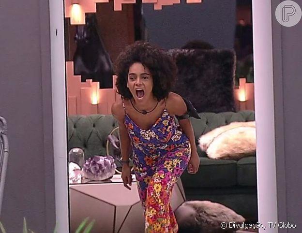 No 'BBB 20', Gabriela voltou de uma eliminação fake pela dispensa