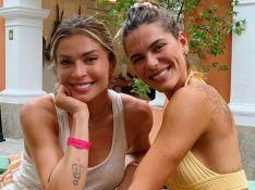Grazi Massafera e Mariana Goldfarb juntas em foto agitam a web: 'Maturidade'