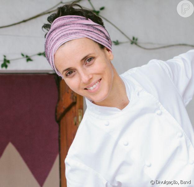 Nova jurada do 'MasterChef Brasil', Helena Rizzo avaliou reality: 'Meu papel é de dar a real'