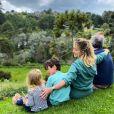 Eliana valoriza momentos em família