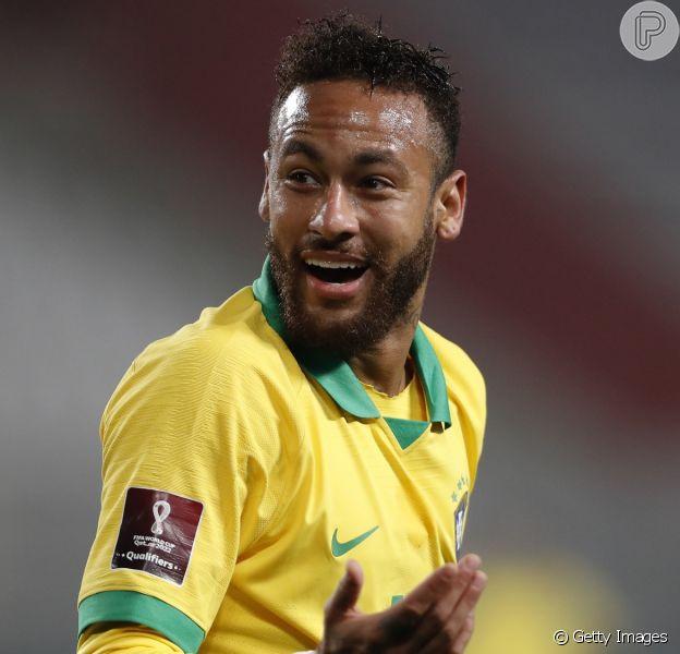 Neymar afirma que está apaixonado e entrou pro 'time dos casados'. Entenda!  - Purepeople