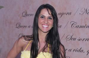 Graciele Lacerda dança muito em show de Zezé Di Camargo e Luciano, no Rio