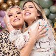 Virgínia Fonseca ganhou uma festa de aniversário surpresa