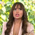 Thaís, do 'BBB 21', justifica mudança de comportamento em relação a vídeo de apresentação para Ana Maria Braga