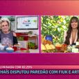 Thaís, do 'BBB 21', se apresentou como 'mulherão' segundo Ana Maria Braga