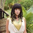 Gabi Lopes, Femi de 'Gênesis', relata vontade de ter morado no Egito na época de sua personagem: 'E ram parte da sociedade'