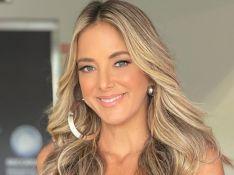 Ticiane Pinheiro afirma ser amiga de ex-marido, Roberto Justus: 'Temos Rafinha'