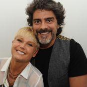 Xuxa comemora namoro com Junno Andrade em rede social: 'Um ano e onze meses'