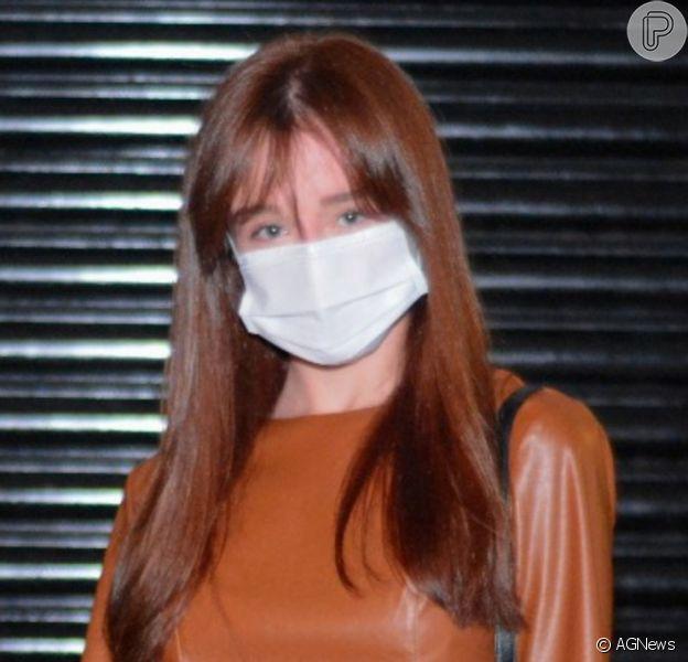 Duda Reis está solteira, disse sua assessoria de impresa após rumor de namoro com Gui Araújo