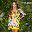 ' Tentamos fazer algo o mais legal possível. Levar uma mensagem do Brasil lá para fora com uma vibe legal', disse Anitta