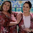 Filha de Nicette Bruno, Bárbara Bruno em cena da novela 'Cúmplices de Um Resgate'