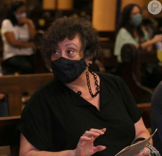 Vanessa Goulartt comemorou melhora da mãe, Bárbara Bruno, internada com Covid-19: 'Unidos na fé, no amor, nas orações'