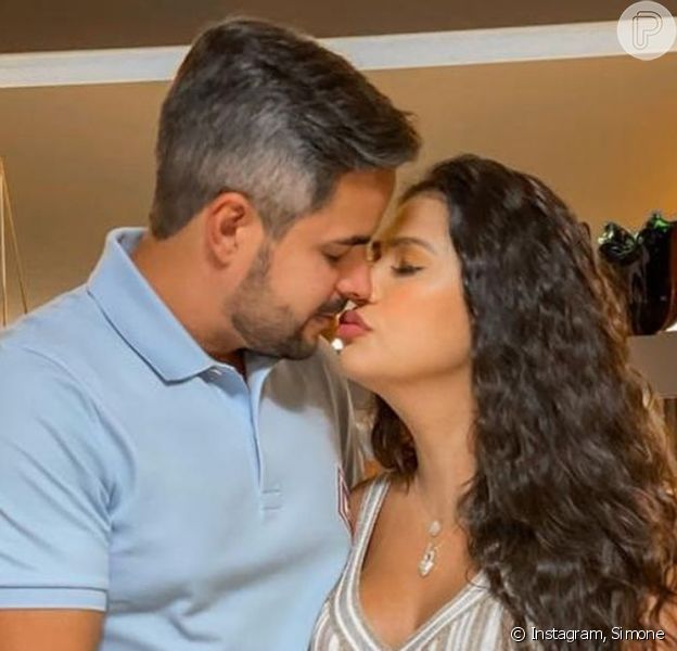 Simone e marido, Kaká Diniz, não fazem sexo há 90 dias, diz sertaneja