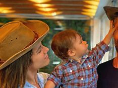 Giovanna Ewbank comemora 10 meses do filho Zyan e 'Bruno Gagliasso' rouba a cena. Entenda!
