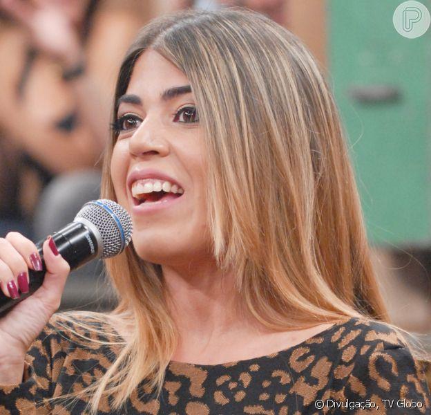 Raquel Pacheco, a Bruna Surfistinha, está grávida