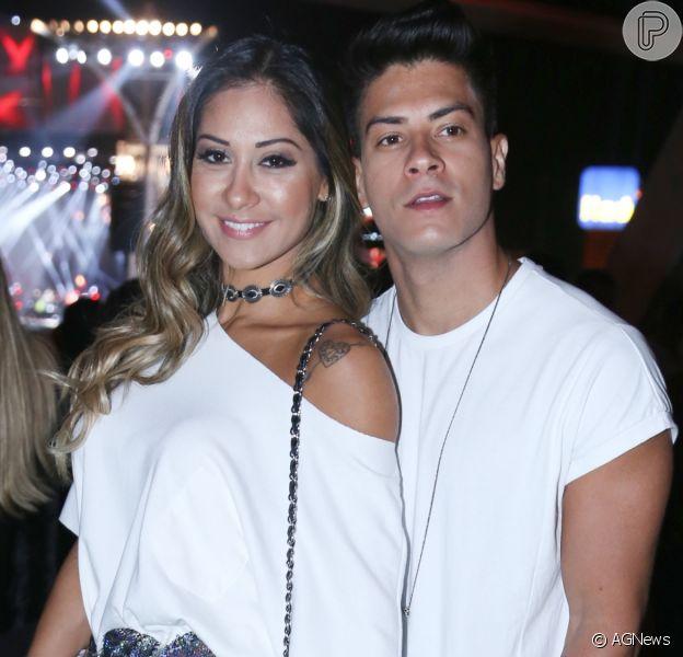 Filho de Mayra Cardi, Lucas Rangel é contra volta do casamento da mãe com Arthur Aguiar
