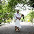 Viviane Araújo e Guilherme Militão estão casados! Veja fotos do casal