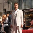 Matthew McConaughey recebe estrela na Calçada da Fama, em Hollywood