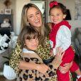 Rafaella Justus e Manuella Tralli fazem vídeo de dança juntas e encantam: 'Muito amor'