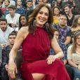 Claudia Raia recebeu elogios de vários fãs famosos por sua boa forma