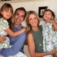 Rafaella Justus emocionou a mãe, Tici Pinheiro, com seu post pelo aniversário da apresentadora