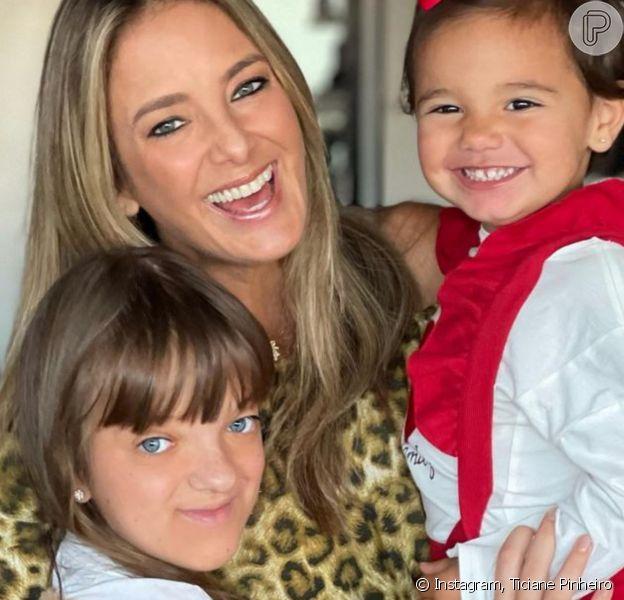 Rafa Justus parabeniza mãe, Tici Pinheiro, e emociona Ana Paula Siebert: 'Texto lindo'