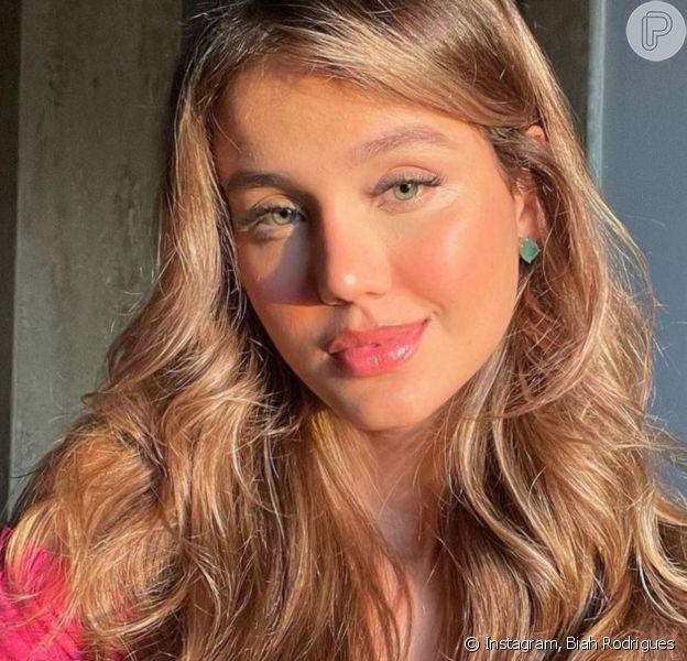 Biah Rodrigues anuncia chá de revelação 'superdiferente' em 2ª gravidez e aposta: 'Menino'