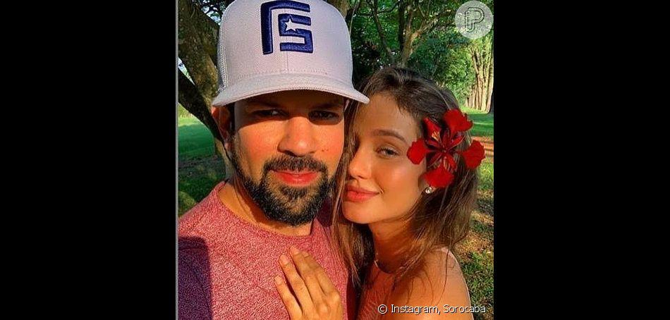 Biah Rodrigues e Sorocaba vão descobrir sexo do filho junto com fãs