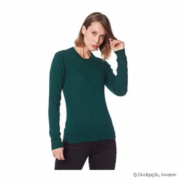 Suéter de tricô da Malwee