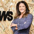 Christiane Pelajo se irritou com um problema técnico no telejornal da GloboNews