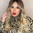 Virgínia Fonseca ficou quase 12h no salão para a transformação no cabelo