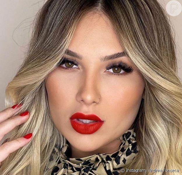 Virgínia Fonseca mudou o visual dos cabelos e mostrou o resultado na web